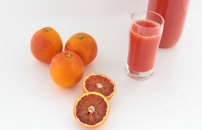 """こんなジュース、他にありません!宇和島の果実そのまま""""ブラッドオレンジジュース"""""""