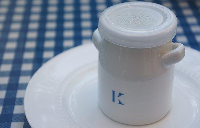 ミルクたっぷり、濃厚!なミルクプリン