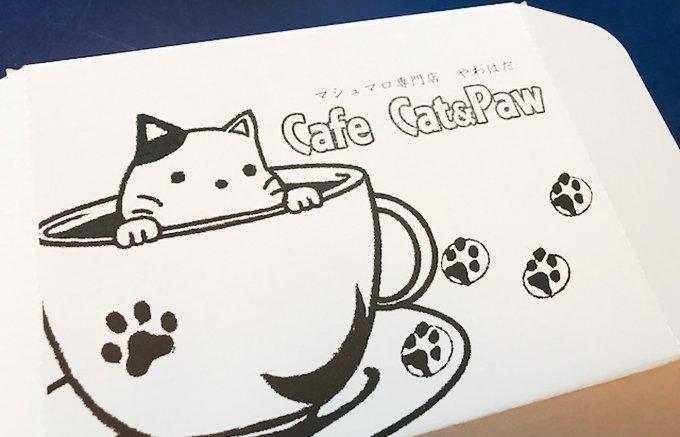 あまりの可愛さに癒される!コーヒーに浮かぶ猫マシュマロ