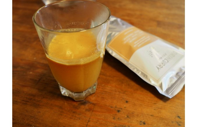 驚きのインスタントコーヒー感覚。飲むカレーの決定版!