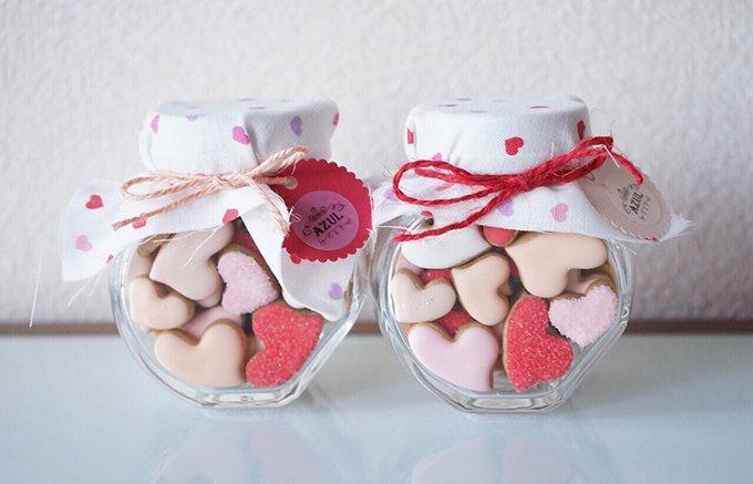 AZULの可愛すぎるクッキー「petty jolie sweetheart」