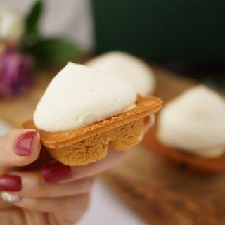 美味しい瞬間を教えてくれる発明的チーズケーキ「チーズ ワンダー」