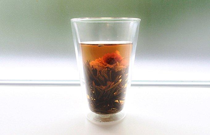 飲むお花!? 特別なひと時を約束するロマンティック工芸茶
