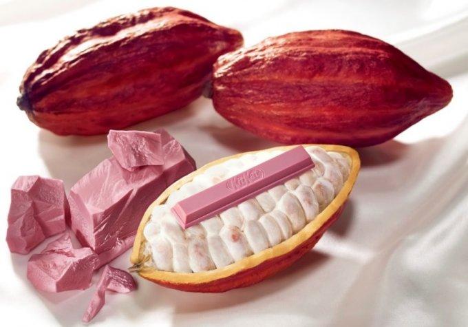 連日完売の大人気!第4のチョコレート「ルビーチョコレート」のキットカット