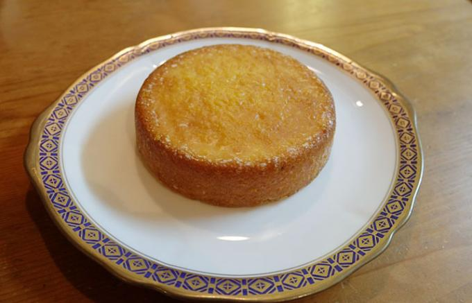 輪島産柚子とフランス伝統菓子とのマリアージュ