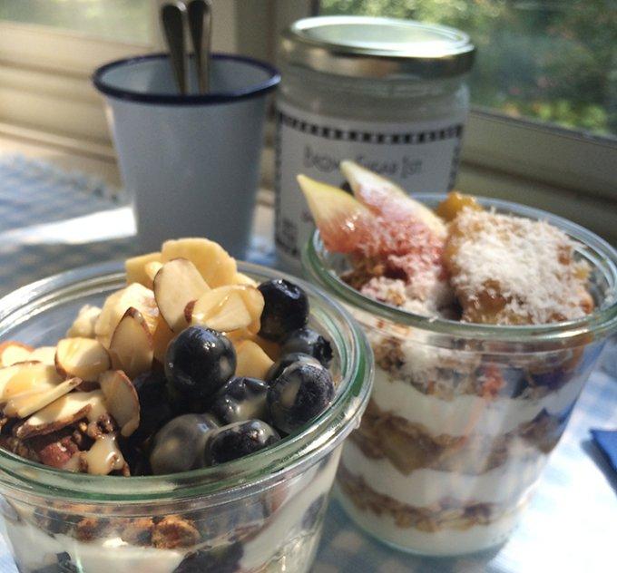 ニューヨークの健康朝食 オーガニック・グラノーラ