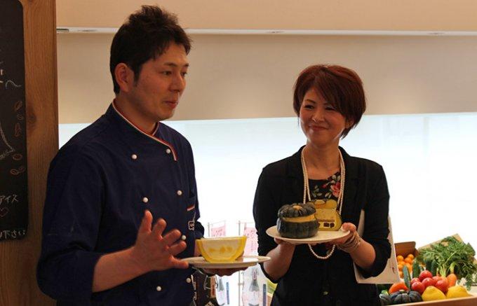 【表参道】グラッシェル 春の新作アイスケーキは宮崎日向夏