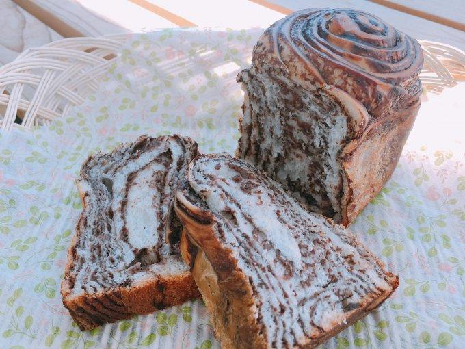 銀座三越の行列ができるパン、『ジョアン』の「銀座のチョコブレッド」