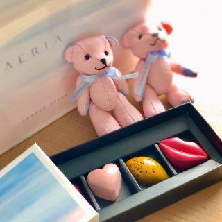 コンラッド大阪で、サプライズ感満点な新作バレンタインチョコレートが登場‼︎