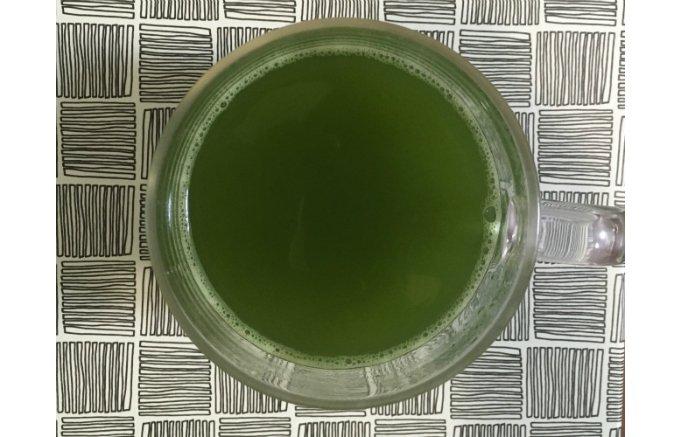 思いついたら、さっと取り出し、簡単につくれる!有機栽培の本格抹茶