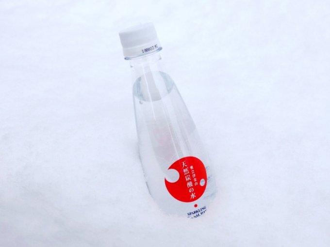 これぞ日本の宝!国産天然炭酸水
