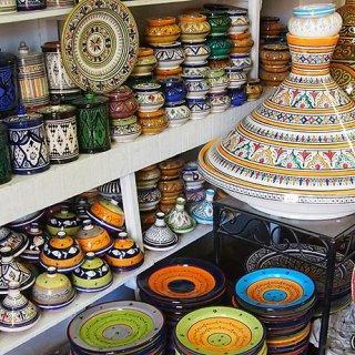 モロッコ料理と陶器のアツい関係とは?!