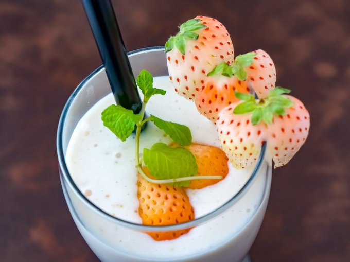「白いイチゴは美味しいの?」その秘密にせまります!