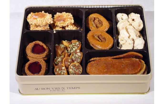 フランス菓子の魅力を味わう!『オーボンヴュータン』の小さな焼き菓子の詰め合わせ