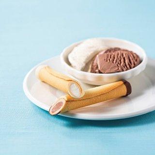 ヨックモックの超定番シガールがアイスクリームに進化した!