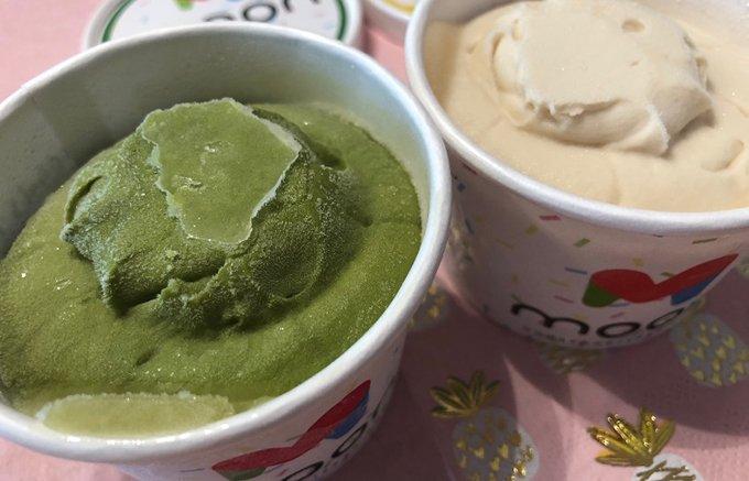 """滋賀産大豆100%の""""MOONアイスデザート""""で親子のおやつタイムをもっと楽しく"""