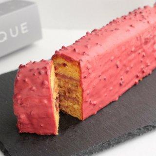 チョコレートの魅力を存分に味わえる!可愛らしい色をした「アマンディーヌ ルビー」