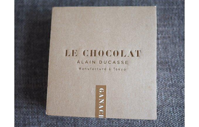 こだわりが素晴らしいアラン・デュカスのチョコレート