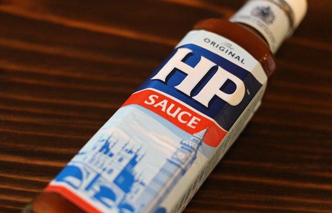 英国王室御用達!英国人が最も愛する「HPソース」