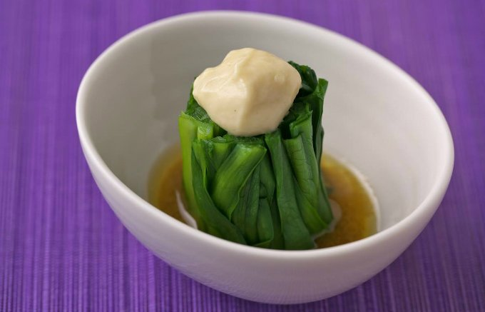豆乳から作られたユニークなマヨネーズ「ほぼマヨ」