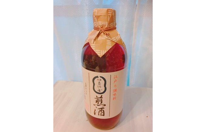 日本最古の料理書「料理物語」にもある上品な旨味の調味料【煎酒】