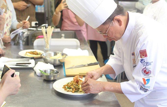 【レシピあり!】タイ料理のカリスマが教える!たった1日だけの料理講座