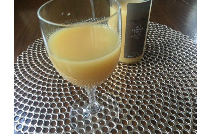 フランスの高級ホテルでも採用!『アラン・ミリア』ワインのようなジュース
