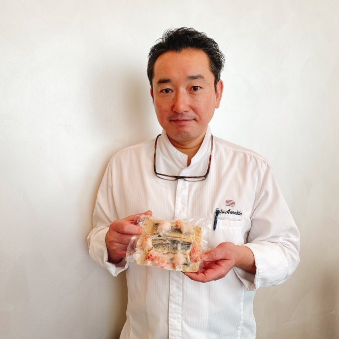 お取り寄せでも、お店でも! イタリアンの実力派・原田慎次シェフによる絶品メニュー
