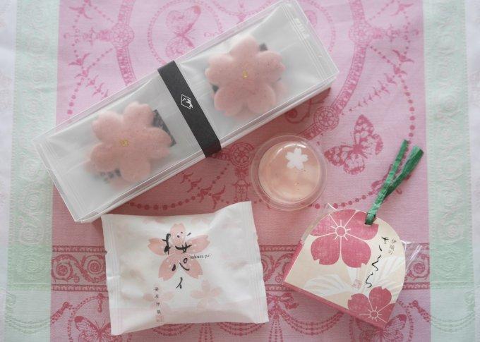 京都の老舗『笹屋伊織』の春限定商品!お皿に春を彩る「桜サブレ」