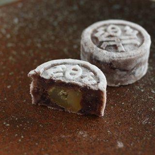 創業以来作り続ける餡と、まるごと一粒使った栗との相性に感動!の山形銘菓