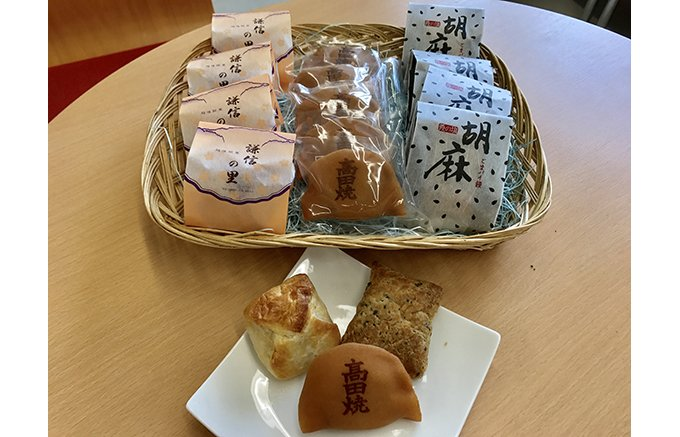 新潟県高田のサンドパン屋さんが作るソウルフード「笹団子パン」