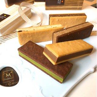 進化したチョコレートサンド8種!夏は冷やしてもおいしい「マジ ド カカオ」