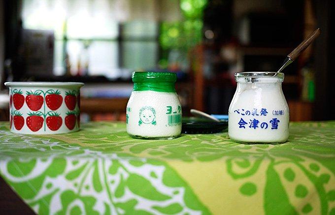 会津には北欧級の乳製品があった!濃厚なのにさっぱりした味わいのヨーグルト