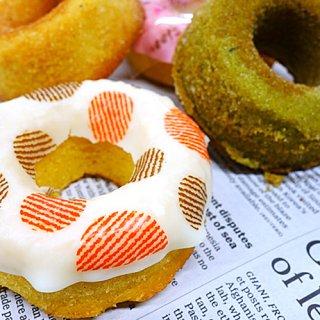 ヘルシー【ごま油×米粉】甘く優しい魔法のドーナツ