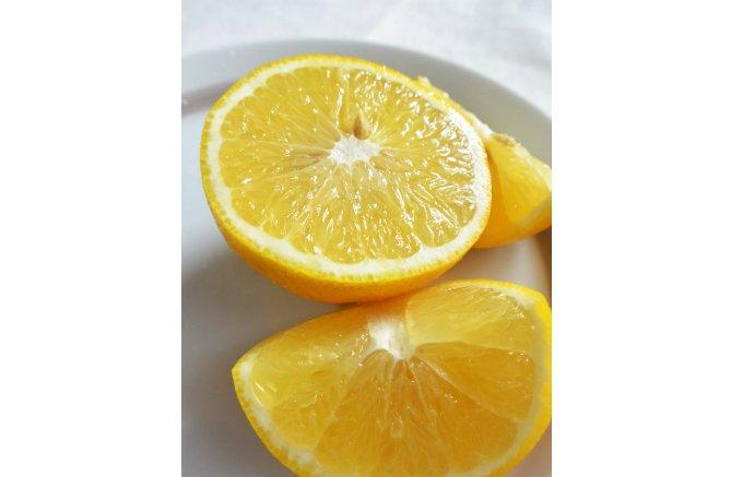 数軒の果樹園でしか栽培されていない柑橘「ハニーライム」