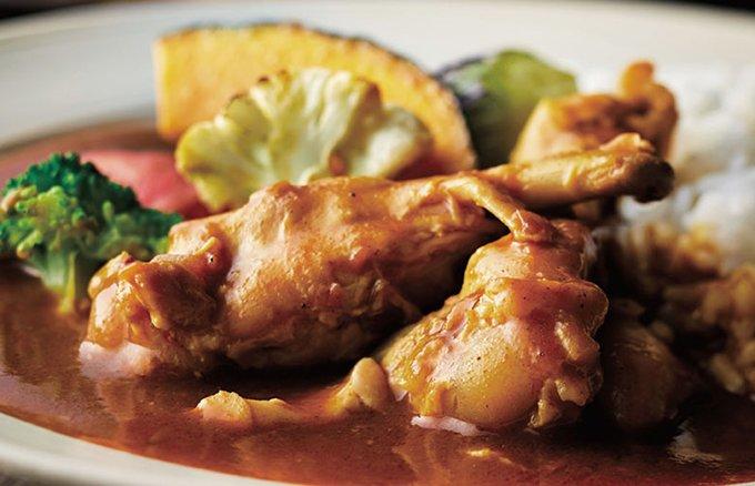 お肉が絶品!こだわりの赤鶏使用した「みつせ鶏本舗のほろほろチキンカレーセット」