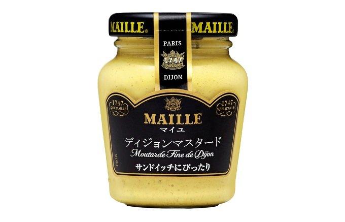 シンプルだけど奥深い味が楽しめる!フランス産のマスタード「ディジョンマスタード」