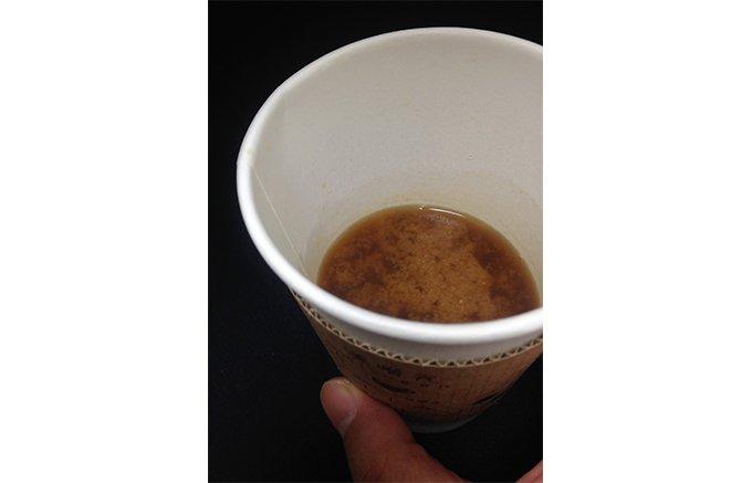 カジュアルな味噌汁を展開する美噌元の「しじみエスプレッソ」