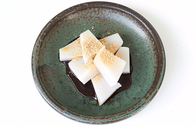 お肌にも良い!?歴史ある発酵和菓子「船橋屋」の元祖くず餅