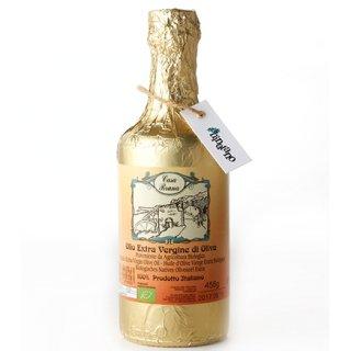 200年間、農薬を使わずに育てられたブルーナ家のオリーブオイル