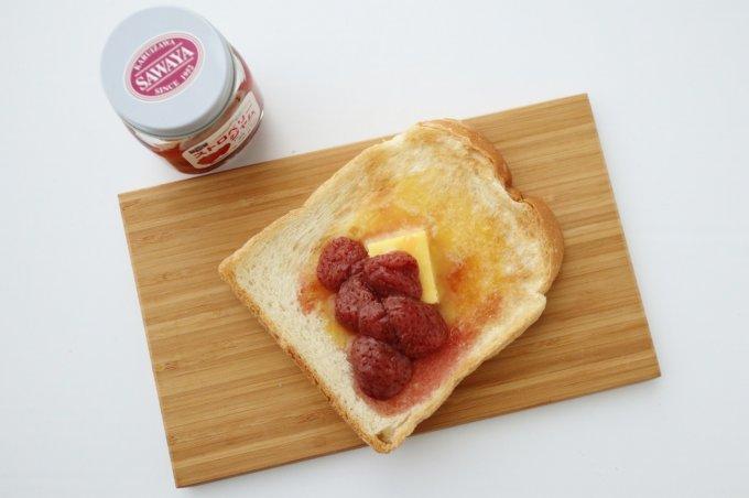 イチゴの粒そのまま!軽井沢の老舗ジャム店『沢屋』の「ストロベリージャム」