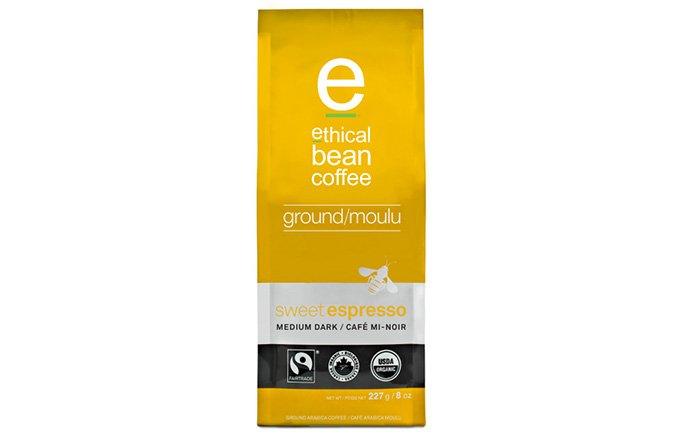 100%フェアトレード豆を使用!カナダの熟練職人が焙煎するエシカルビーンコーヒー