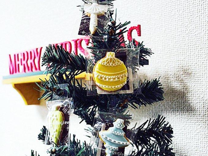 いつもと一味違ったクリスマスを彩るかわいいクッキー