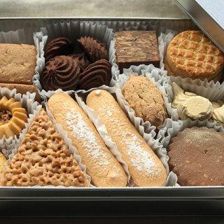 「銀座限定」、「資生堂パーラー」。女子が好きな2つの鉄板キーワードを持つクッキー