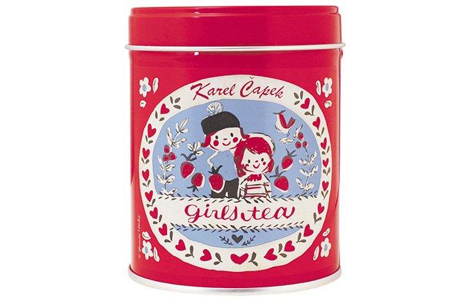 女子への手土産なら!パッケージがかわいいカレルチャペック紅茶店の紅茶