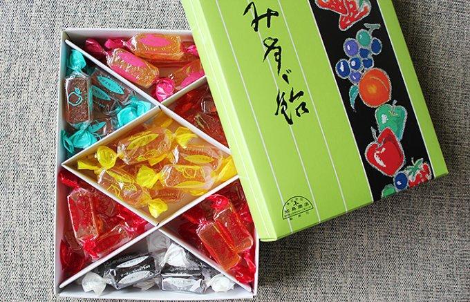 日本版パートドフリュイ!懐かしさ満点 レトロさが魅力のみすゞ飴