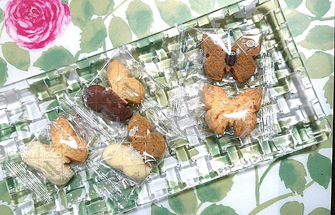 バタフライが可愛い!ハワイ ニーマンマーカス限定ホノルルクッキー