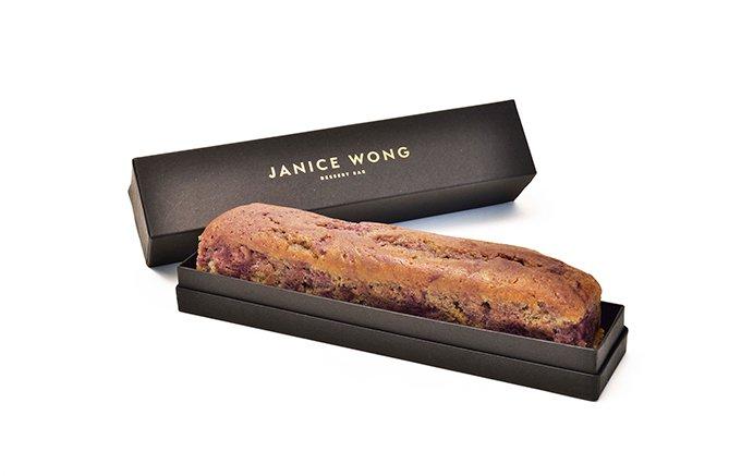 アジアを代表する女性パティシエ JANICE WONGの「パウンドケーキ」