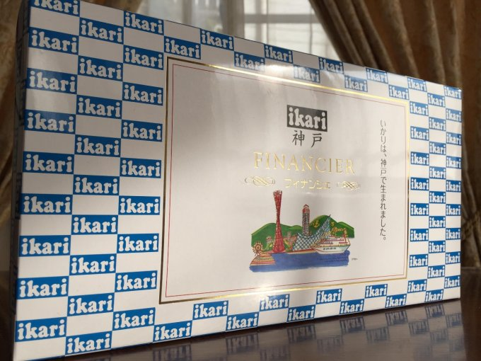美味しさの理由には歴史があった!神戸発『ikari』のオリジナル「フィナンシェ」