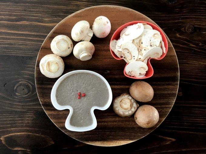 今年、日本農業賞で大賞を受賞したマッシュルームが絶品!